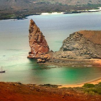 Галапагосские острова, пейзаж