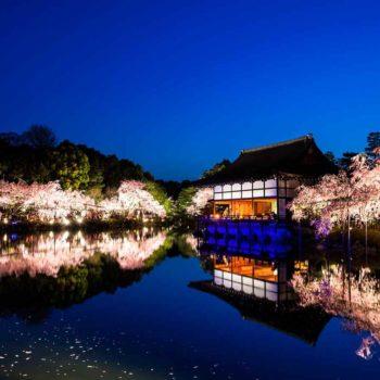 Красивый вид, Япония