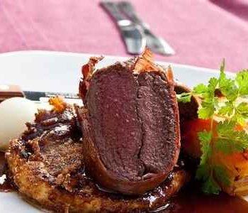 Финское мясное блюдо