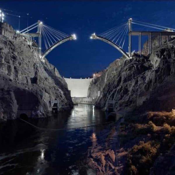 Черный каньон мост