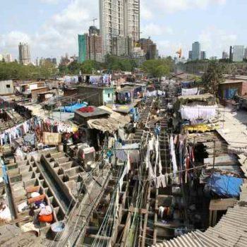 Мумбаи трущебы