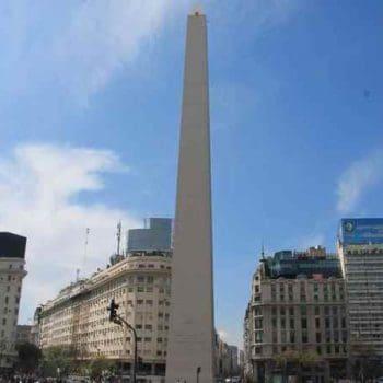 Буэнос-Айрес обелиск