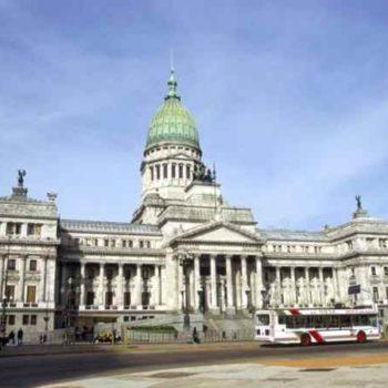 Буэнос-Айрес Дворец Конгресса