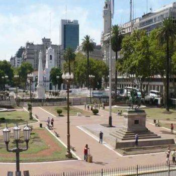 Буэнос-Айрес Плаза де Майо