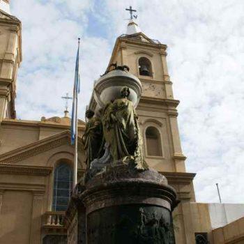 Буэнос-Айрес церковь Саето Доминго