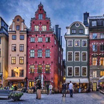 Стокгольм средневековый
