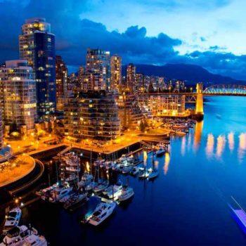 Канадский город