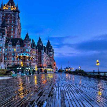 Набережная Квебека