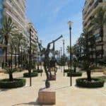 Скульптуры Дали в Марбелье