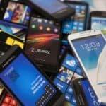 Много смартфонов