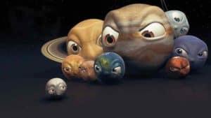 Злые планеты