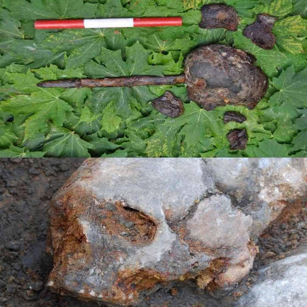 Древние черепа Мутала