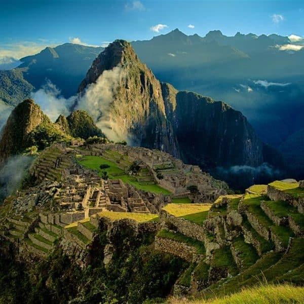 Затерянный город Мачу-Пикчу