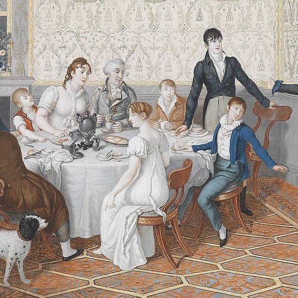 Английские аристократы