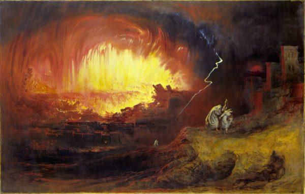 Уничтожение Содома и Гоморры
