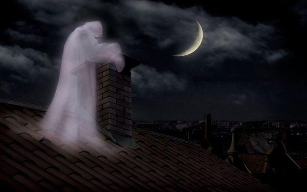 Удивительные факты о призраках