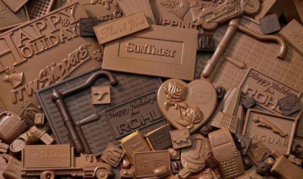 История появления шоколада