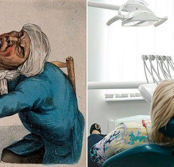 Как лечили зубы в старину