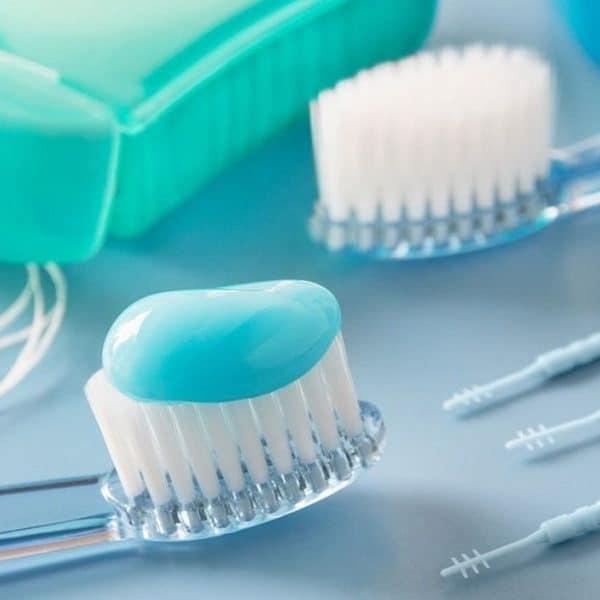 История происхождения зубной пасты