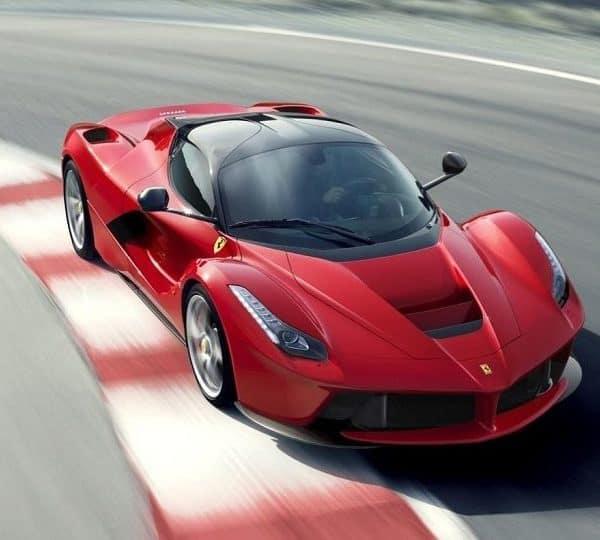 ТОП самых быстрых машин в мире