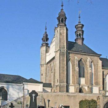 Храм Костница в Чехии