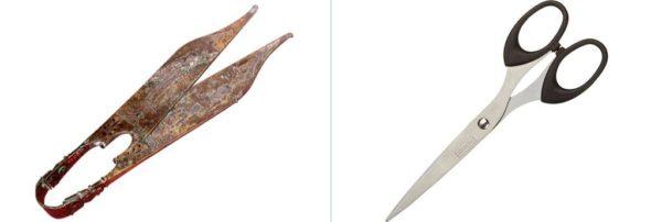 Эволюция ножниц