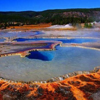 Самый большой вулкан в Америке