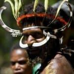 Страшные племена мира