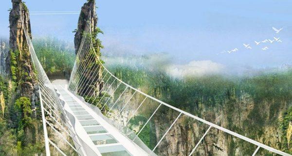 Самый длинный мост в Китае