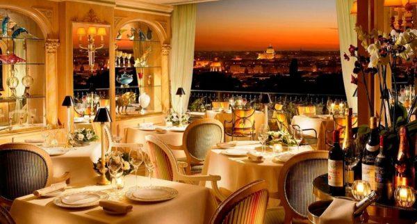 Известные рестораны мира