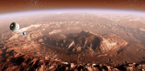 Снимки Марса