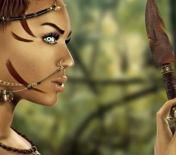 Древние амазонки