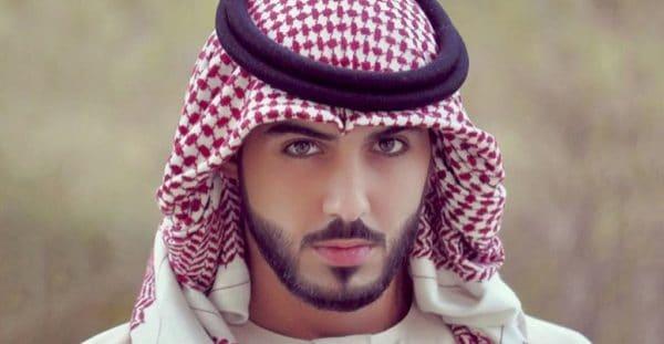 Красивые арабские мужчины
