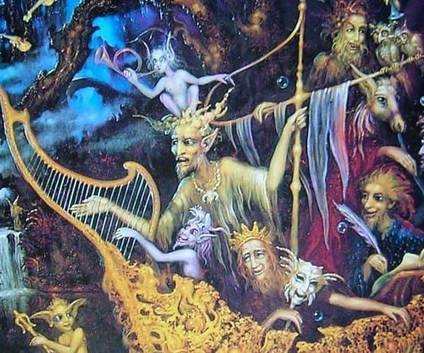 Легенды о монстрах