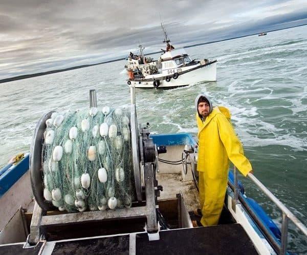 Профессия рыболова