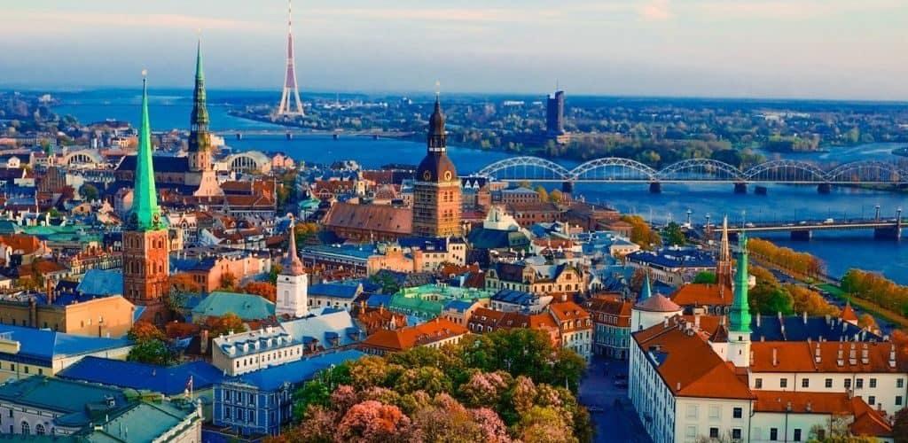 Необычные места в Риге, интересные факты о Латвии