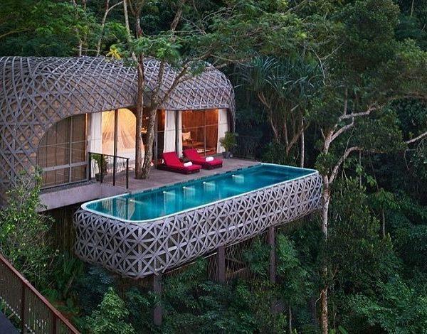 Необычные отели