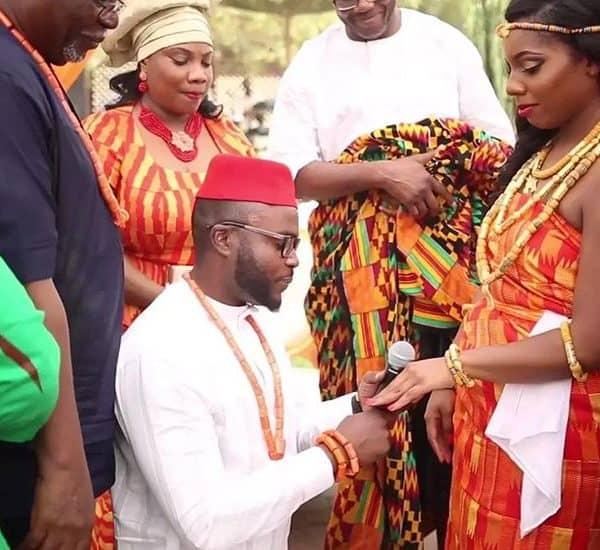 Свадебные традиции в Нигерии