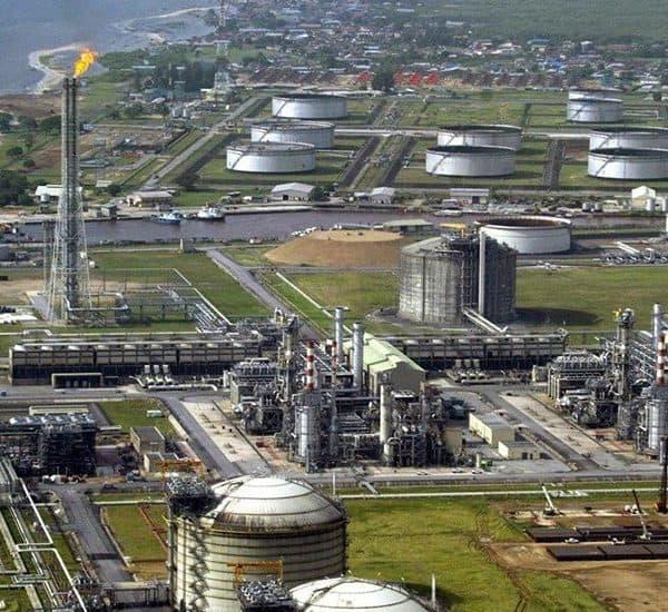 Нефть в Нигерии