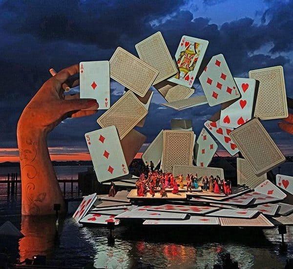 Оперный театр в Брегенце - постановки