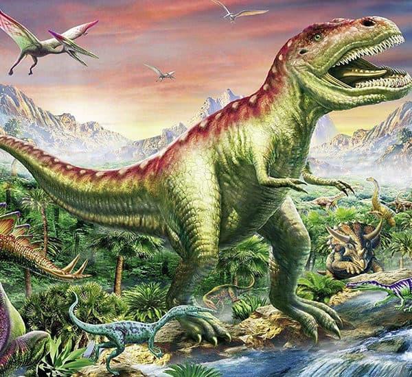 Интересные факты про динозавров