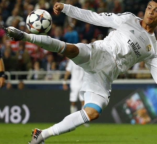 Криштиану Роналду в Реал Мадрид