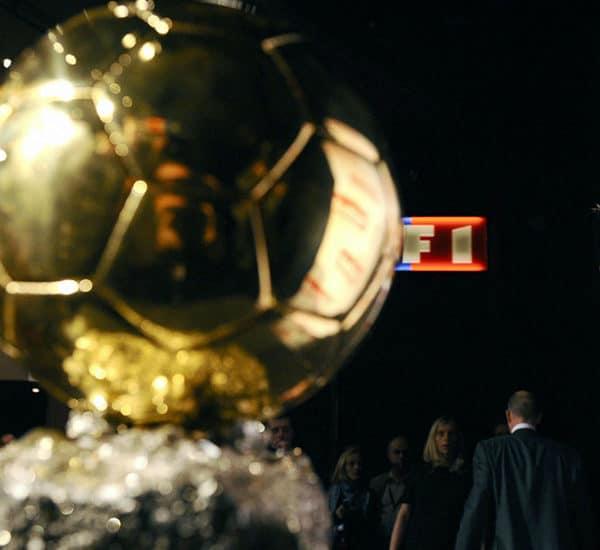 Криштиану Роналду получил Золотой мяч