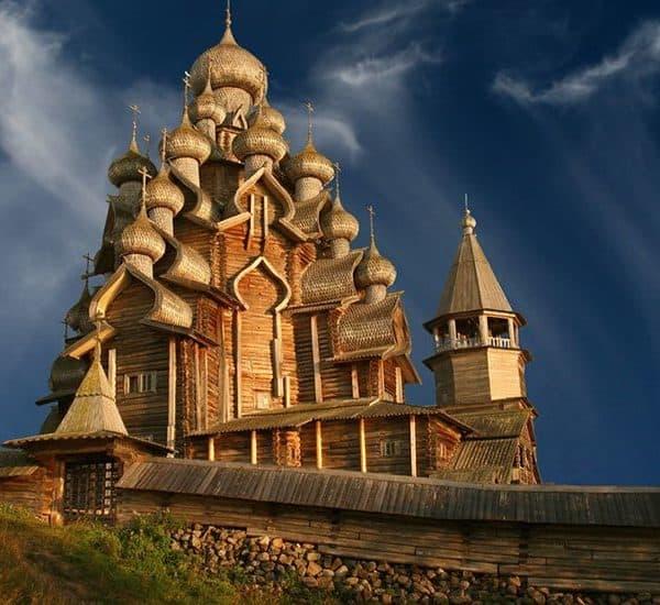 Церковь Преображения Господня (Кижи)