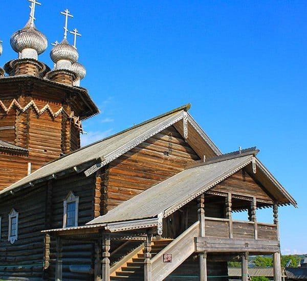 Покровская церковь (Кижи)
