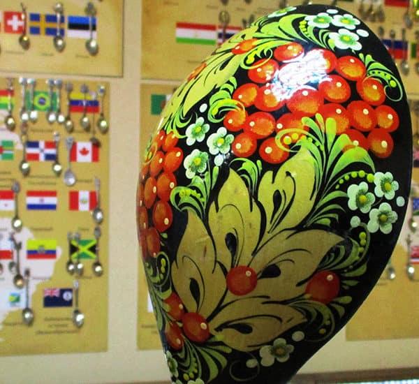 Музей ложки во Владимире