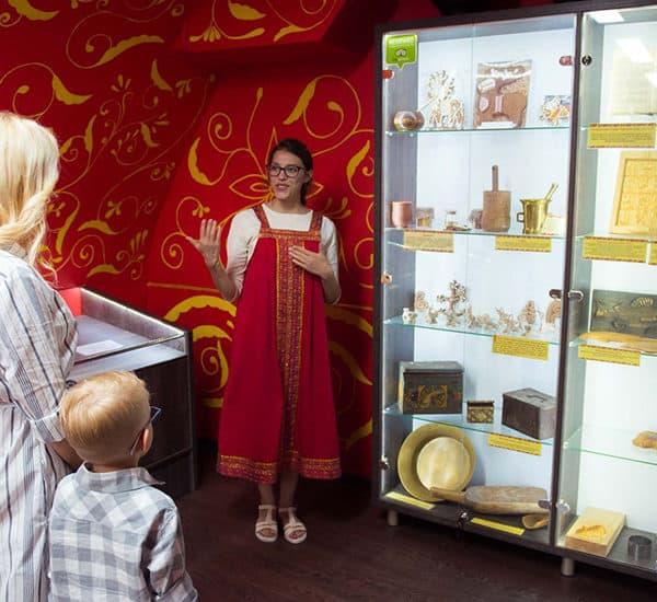 Музей пряника во Владимире