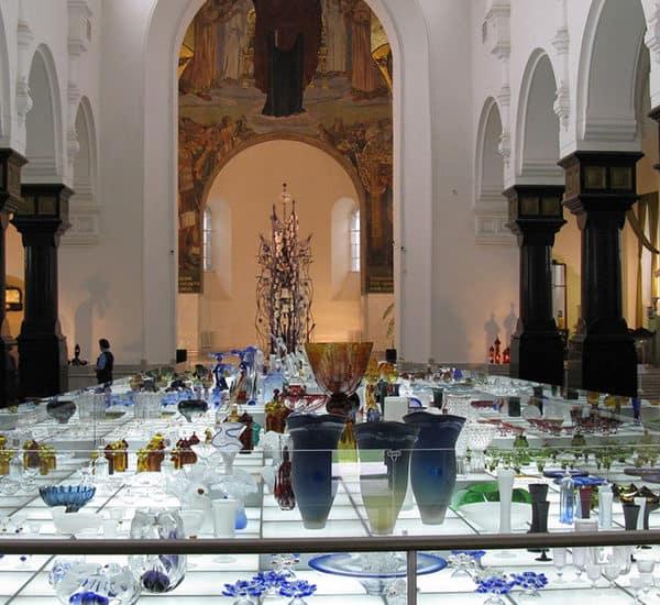 Музей хрусталя во Владимире