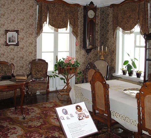 Дом-музей Столетовых во Владимире