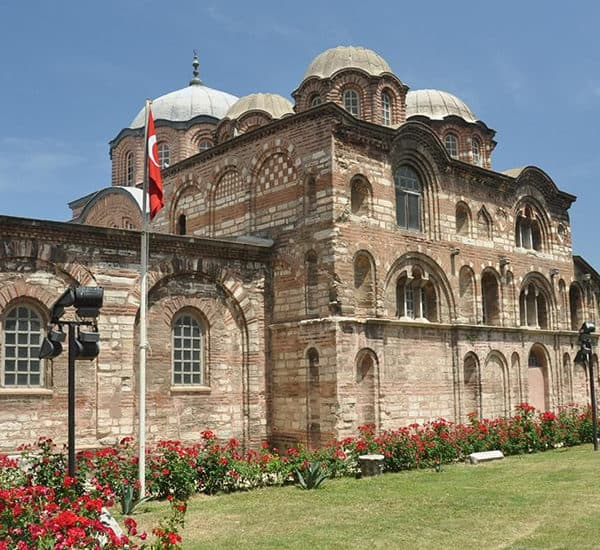 Церковь Богоматери Паммакаристос